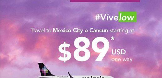 Volaris, low cost mexicana de Kriete (Avianca), lanza primer reto en Colombia con hiper oferta Bogotá a Cancún