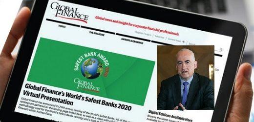 Leonardo Villar fue calificado al mismo nivel que el presidente de la Reserva Federal de E.U.