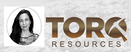 Carolina Vargas, banquera de inversión colombiana, nueva directora de minera Torq Resources