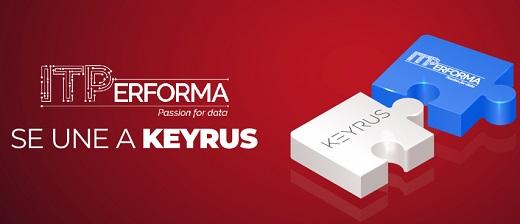 Francesa Keyrus compró la colombiana ITPerforma y la mexicana Bigo