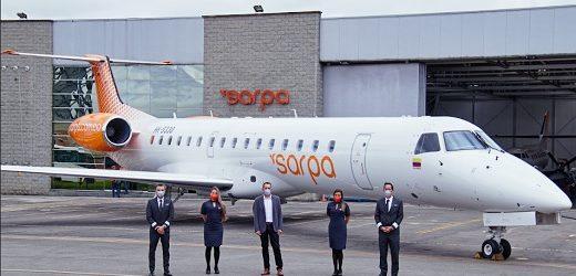 Aerolínea Sarpa despegará motores con vuelos hacia destinos nacionales e internacionales en diciembre de 2021